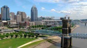 Communities in Cincinnati Ohio